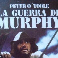 Cine: LA GUERRA DE MUROHY. Lote 61743520