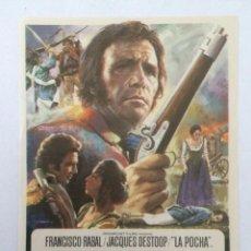 Cine: SENCILLO LA GUERRILLA CON PACO RABAL, JACQUES DESTOOP, RAFAEL ALONSO, RAFAEL GIL - PARAMOUNT. Lote 62064820