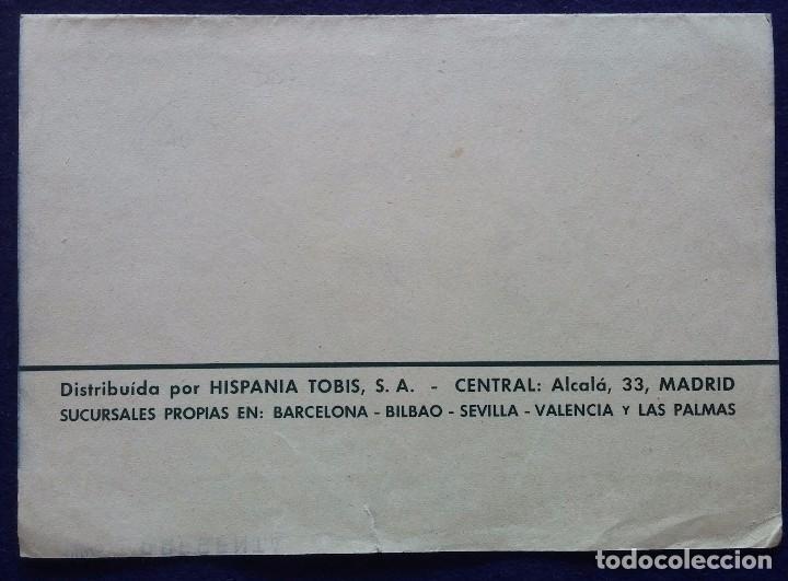 Cine: PROGRAMA DE CINE ORIGINAL. DOBLE. EL BAILARIN Y EL TRABAJADOR. - Foto 3 - 62151016