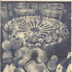 Cine: D WONDER BAR PROGRAMA SENCILLO GRANDE WARNER DOLORES DEL RIO KAY FRANCIS. Lote 64309331