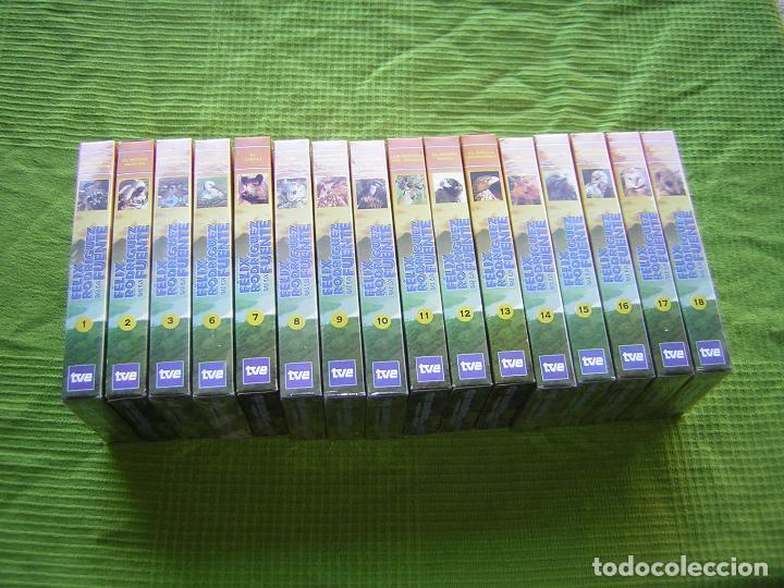 Cine: 16 DOCUMENTALES DE EL HOMBRE Y LA TIERRA EN VHS - Foto 3 - 65251899