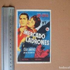 Cine: MERCADO DE LADRONES - 1951. Lote 66062618