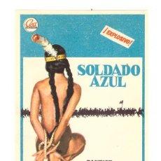 Cine: SOLDADO AZUL. SENCILLO DE CEA.. Lote 67288693