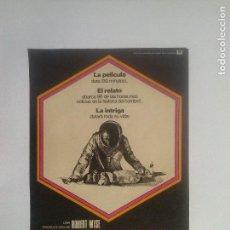 Cine: LA AMENAZA DE ANDROMEDA - FOLLETO DE MANO. Lote 68559197