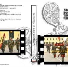 Cine: LA ULTIMA JURA A LA BANDERA EN EL TETUAN XIV DE CASTELLÓN AÑO 1994. Lote 69782201