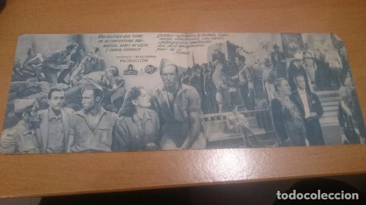 Cine: programa de cine doble a mi la legion con publicidad - Foto 2 - 70481225
