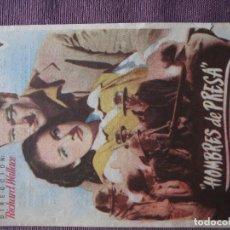 Cine: HOMBRES DE PRESA. Lote 71434095