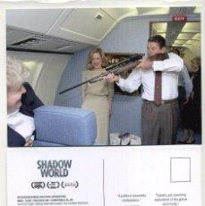 Cine: SHADOW WORLD (MUNDO A LA SOMBRA), . POSTAL.. Lote 73382067