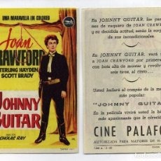Cine: JOHNNY GUITAR, CON JOAN CRAWFORD. C/I.. Lote 183981052