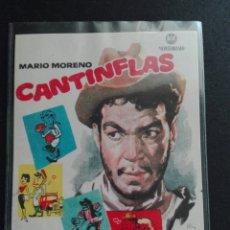 Cine: EL FESTIVAL DE CANTINFLAS. Lote 73986245