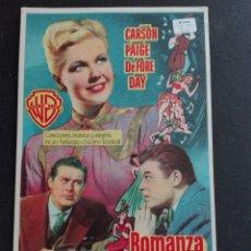 Cine: ROMANZA EN ALTA MAR. Lote 73986526