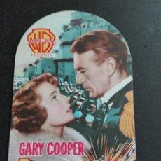 Cine: PUENTE DE MANDO CON GARY COOPER. Lote 73986727
