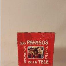 Cine: COLECCION LOS PAYASOS DE LA TELE VHS. Lote 74072039