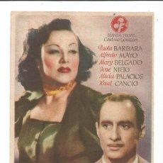 Cine: AUDIENCIA PÚBLICA - SENCILLO SUEVIA FILMS - CON PUBLICIDAD. Lote 74936055