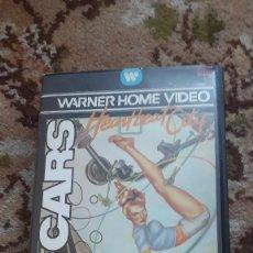 Cinema - vhs - heart beat city - the cars - ver fotos - 74966419