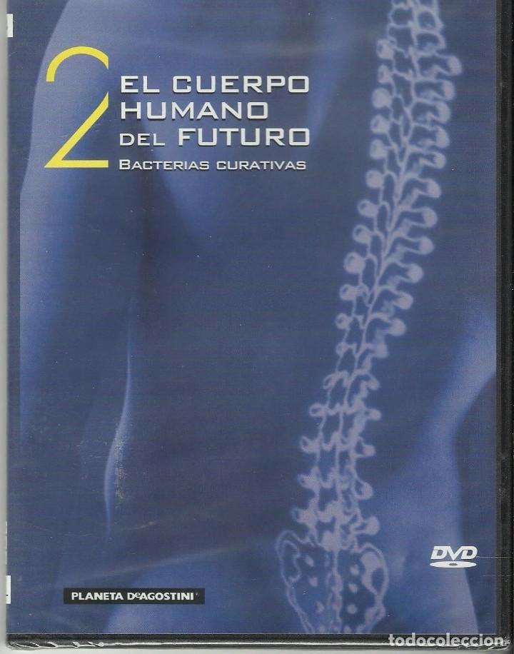 EL CUERPO HUMANO DEL FUTURO:BACTERIAS CURATIVAS.PRECINTADO. (Cine - Folletos de Mano - Documentales)