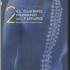 Cine: EL CUERPO HUMANO DEL FUTURO:BACTERIAS CURATIVAS.PRECINTADO.. Lote 75026719