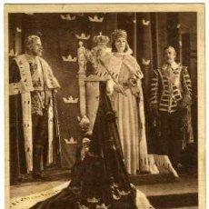 Cine: REINA CRISTINA DE SUECIA. PROGRAMA SENCILLO. CARTULINA. REVERSO CINE NOU 1935.. Lote 76642655