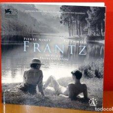 Cine: FRANTZ (FRANÇOIS OZON, PIERRE NINEY, PAULA BEER) PRESSBOOK - PROGRAMA. Lote 77504673
