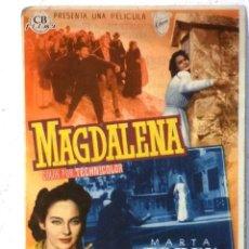 Cine: MAGDALENA - PUBLICIDAD CINES - COMPRA MINIMA 5€. Lote 78166161