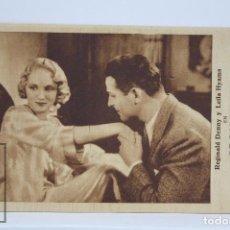 Cine: PROGRAMA DE CINE / TARJETA FOTOGRAMA - DE PARRANDA - METRO GOLDWYN MAYER, 1933. Lote 79764553