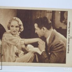 Cine: PROGRAMA DE CINE / TARJETA FOTOGRAMA - DE PARRANDA - METRO GOLDWYN MAYER, 1933. Lote 79767137