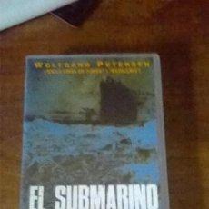 Cine: DAS BOOT - EL SUBMARINO - VHS. Lote 80011773