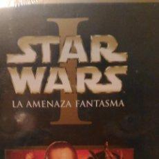 Cine: VIDEO VHS STAR WARS I LA AMENAZA FANTASMA. Lote 80831107