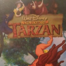 Cine: TARZAN VIDEO VHS WALT DISNEY. Lote 80834343