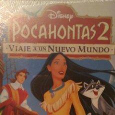 Cine: POCAHONTAS 2 VIDEO VHS WALT DISNEY. Lote 80834743