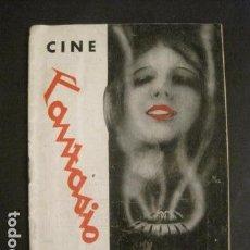 Cine: PROGRAMA CINE FANTASIO . -VER FOTOS-(V-10.136). Lote 81026784