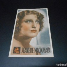 Cine: ROSE MARI - 1936 - JEANETTE MCDONALD . Lote 82350068