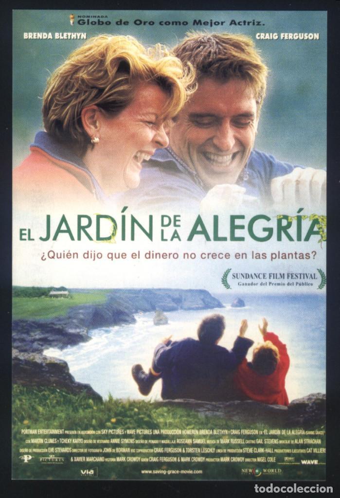 P 6968 El Jardin De La Alegria Saving Grace Comprar Comedia