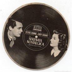 Cine: PRO012 SERENATA NOSTÁLGICA. CARY GRANT. 1941. Lote 84835240