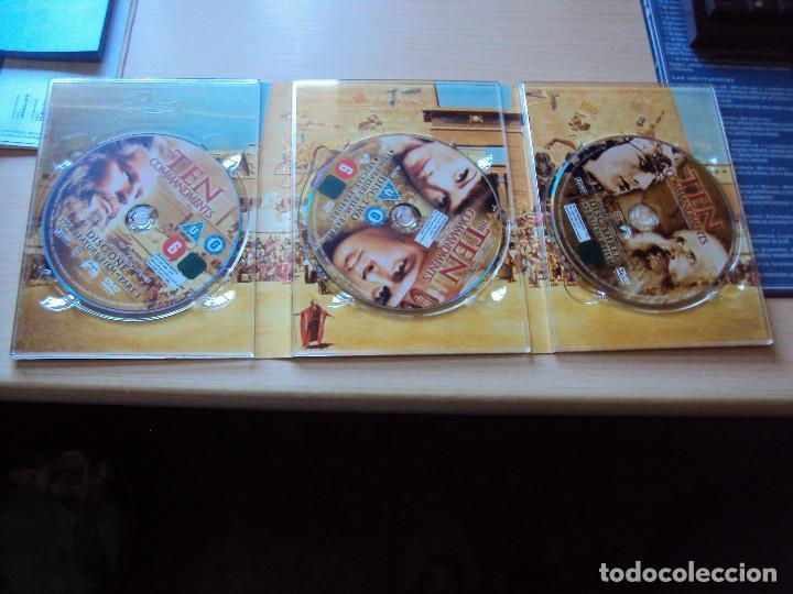 Cine: super dvd de los diez mandamientos - Foto 3 - 85823212