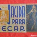 Cine: NACIDA PARA PECAR, MAE WEST CARY GRANT, PROG CREACIÓN LIMITADA AÑOS 80, NO FACSIMIL, IMPECABLE. Lote 87432156