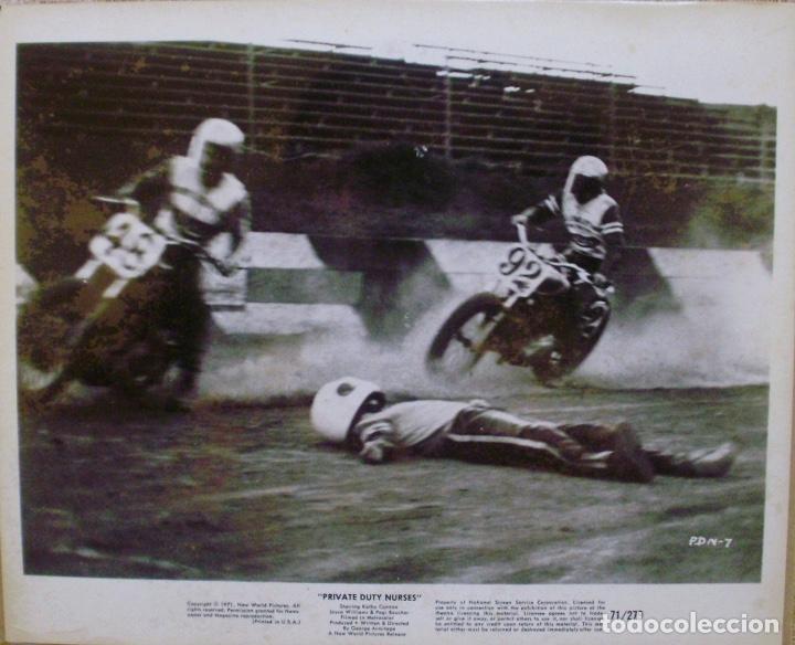 PHOTO PRINT , PRIVATE DUTY NURSES, U.S.A., 1971, NEW WORLD PICTURES,71/279,PDN-7 (Cine - Folletos de Mano - Deportes)