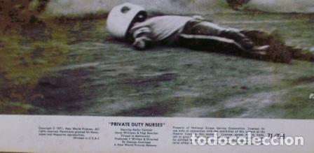 Cine: Photo Print , Private Duty Nurses, U.S.A., 1971, New World Pictures,71/279,PDN-7 - Foto 2 - 88818072