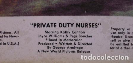 Cine: Photo Print , Private Duty Nurses, U.S.A., 1971, New World Pictures,71/279,PDN-7 - Foto 5 - 88818072