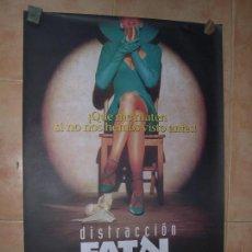 Cine: DISTRACCION TOTAL . Lote 88873252