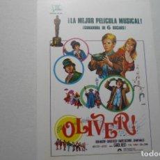 Cine: PROGRAMA MODERNO OLIVER - OLIVER REED. Lote 90147484