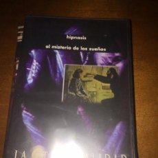 Cine: LA OTRA REALIDAD, HIPNOSIS,EL MISTERIO DE LOS SUEÑOS. Lote 90679535