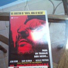 Cine: VIDEO VHS EL PROFESIONAL. Lote 91484450