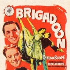 Cinema - BRIGADOON, CON PUBLICIDAD - 91728810