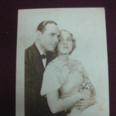 Cine: PROGRAMA DE CINE. HAZTE RICO PRONTO. WILLIAM HAINES Y LEILA HYAMS.CARTON METRO GOLDWYN MAYER.. Lote 91794355