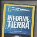 Cine: NATIONAL GEOGRAPHIC - INFORME TIERRA. Lote 92971225