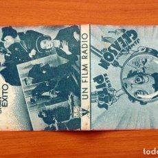Cine: EL DETECTIVE Y SU COMPAÑERA - OWEN DAVIS JR., LOUISE LATIMER - PUBLICIDAD KURSAAL. Lote 93357315