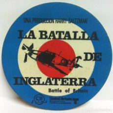 Cine: LA BATALLA DE IGLATERRA-TROQUELADO PERFECTO. Lote 94108285