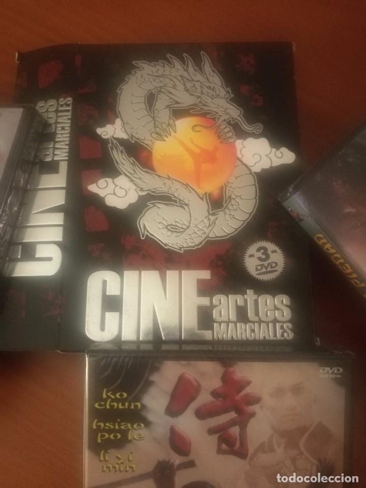 Cine: ARTES MARCIALES. TRIPTICO - Foto 4 - 95573523