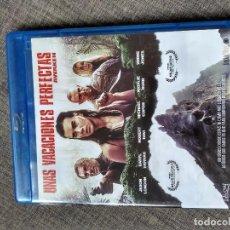 Cine: BLURAY - UNAS VACACIONES PERFECTAS - AWAKEN - DARYL HANNAH - VINNIE JONES. Lote 95801719